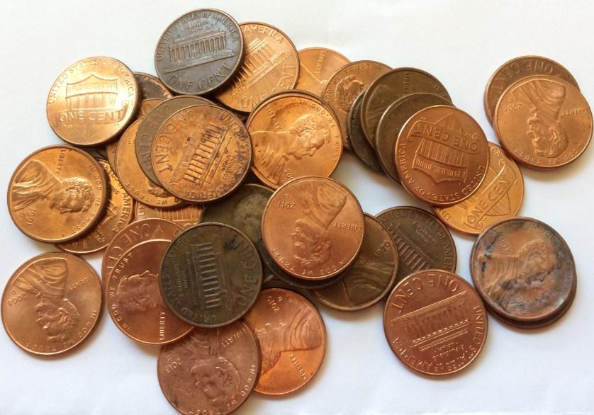 Hey, I Pick Up Pennies, Too!