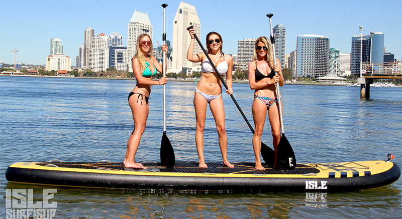 5 Best Places To SUP In San Diego