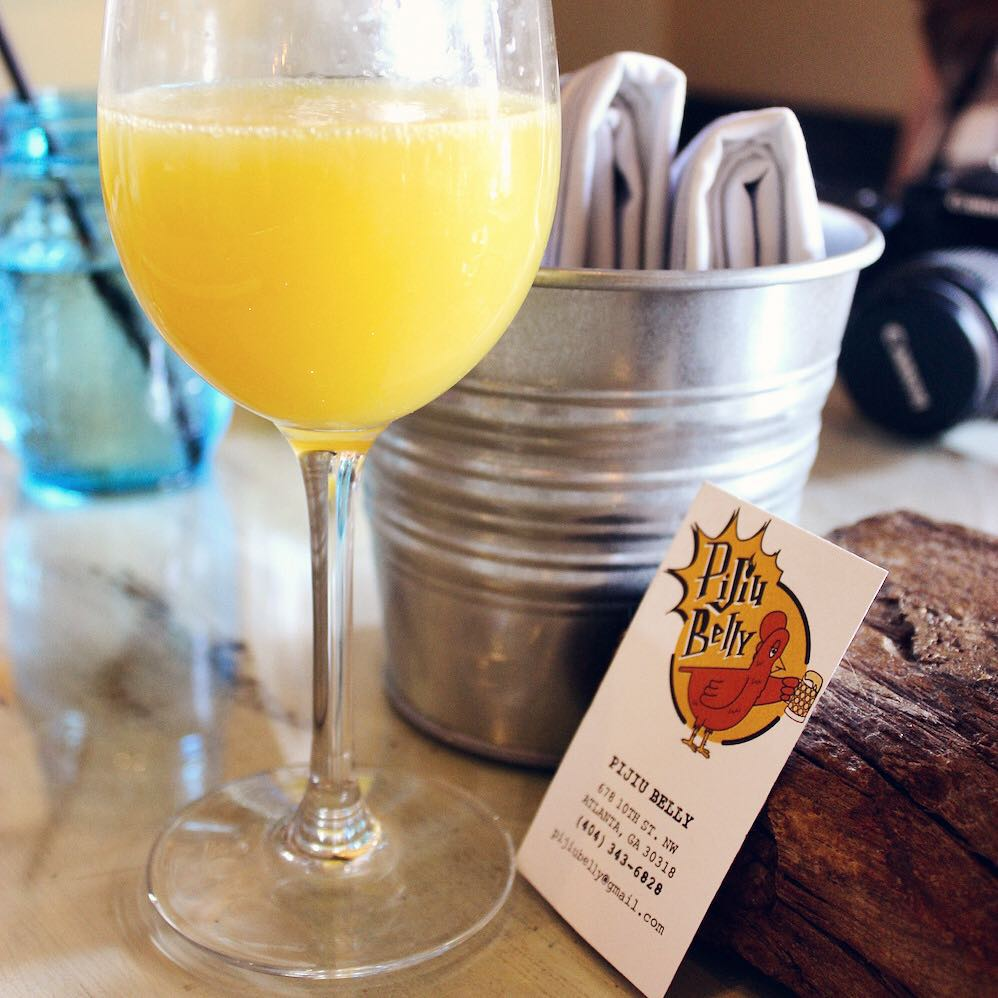 I wish this mimosa was my lunch right now Visithellip