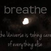 Breathe...The Universe Is Taking Care of Everything Else