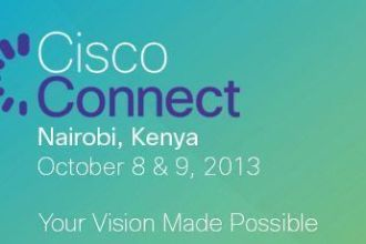 Cisco Connect 2013 Safari Park Hotel Juuchini