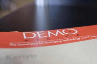 DEMO Africa 2013 microsoft sponsorship bizspark juuchini