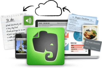 Evernote juuchini