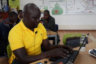 Frederick Odhiambo Intel East Africa Software Service Group Native Developer JUUCHINI