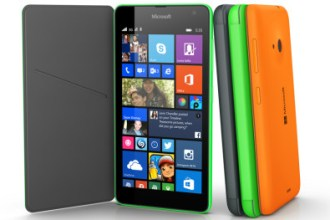 LUMIA 535 LAUNCHES AS FIRST MICROSOFT-BRANDED DEVICE JUUCHINI