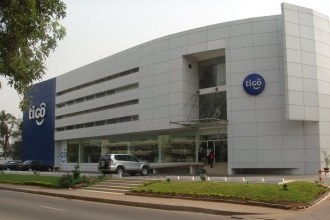 TIGO GHANA TO ROLL OUT OVERHEAD FIBRE CABLES JUUCHINI