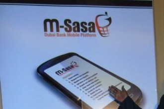 DUBAI BANK JOINS THE MOBILE BANKING SECTOR WITH M-SASA JUUCHINI