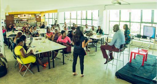 Intel She Leads Africa Nairobi Event at 88MPH JUUCHINI 2