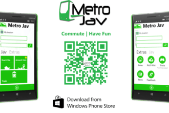 MEET METRO JAV THE MOBILE COMMUTING TOOLKIT