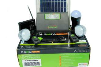 MKOPA SOLAR BRINGS UNIVERSITY TO EAST AFRICA