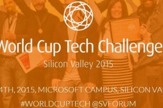World Cup Tech Challenge Microsoft Silicon Valley June 2015 JUUCHINI