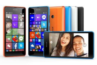 Microsoft Launches Lumia 540 Dual SIM devices Kenya JUUCHINI