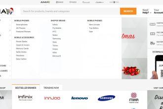 Jumia Kenya eCommerce Website JUUCHINI