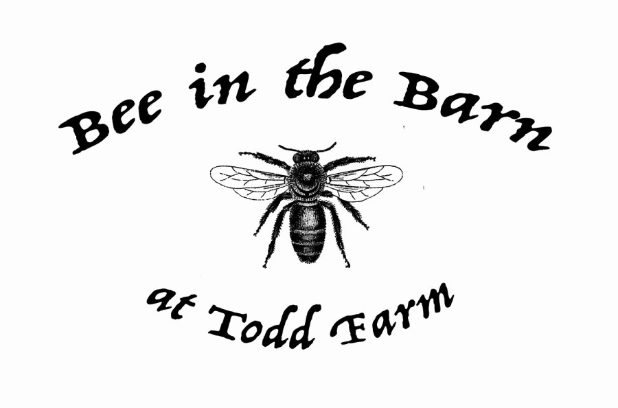 The June Bee in the Barn at Todd Farm is the 26th, 2-5:pm. 275 Main St, Rowley, MA