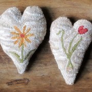 Two of Three Hearts Hooking