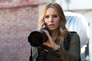 Kristen Bell as Veronica Mars Robert Voets—2014 Warner Bros. Entertainment