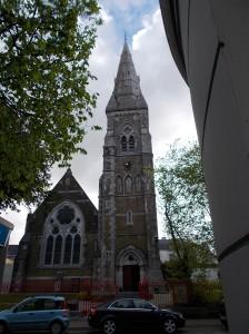 Church in Killarney