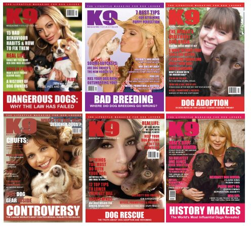 K9Magazine-Subscribe