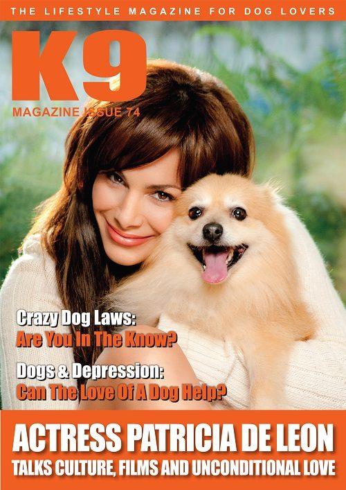 K9 Magazine Issue 74 - Patricia de Leon (web)