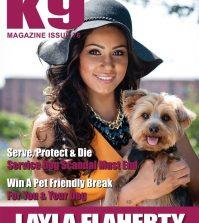 K9 Magazine Issue 76 Cover - LR