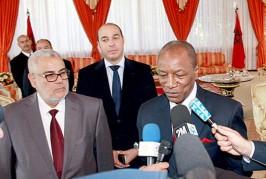 Coopération Conakry-Nouakchott : Alpha Condé se dit panafricaniste !
