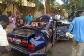 Circulation routière: 5 personnes meurent dans un accident à Nongo