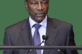 Alpha Condé : « On ne meurt pas nécessairement d'Ebola»