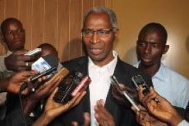 Bah Oury réagit à l'annonce de son exclusion : «Cette décision est nulle et non avenue»