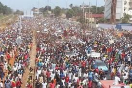 L'opposition guinéenne sera de nouveau dans les rues de Conakry le 30 avril 2015