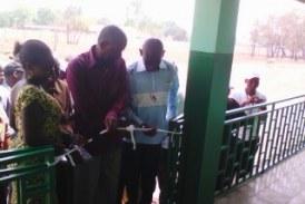 Dabola-Santé: Le siège de la Direction Préfectorale de la Santé (DPS) réhabilité par l'OIM