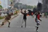 Justice: Cinq manifestants condamnés à Conakry pour «troubles à l'ordre public»