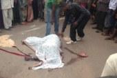 Labé : un accident mortel crée la furie des populations