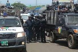Marche de l'opposition : Le domicile de Baidy Aribot assiégé par les forces de l'ordre