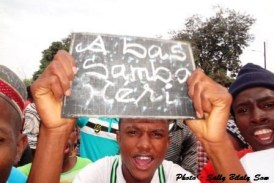 Lélouma :   N'Fansoumane Touré remplace  Samba Heri  à la tête de la préfecture, mais…