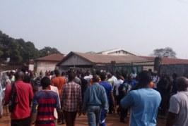 Meurtre d'un journaliste au siège de l'UFDG: L'assemblée générale du samedi annulée