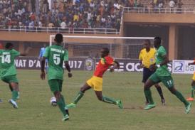 CHAN : La Guinée quitte la compétition, la tête haute