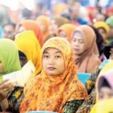 Ratusan-tenaga-honorer-K2-Banyuwangi-mengikuti-rapat-koordinasi-dengan-Forum-Honorer-Kategori-2-Indonesia-(FHK2I)-yang-juga-dihadiri-Anggota-Komisi-II-DPR-RI-Arteria-Dahlan-beberapa-waktu.