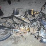 Motor-Honda-Supra-Fit-protolan-yang-dinaiki-korban-rusak-berat-di-TKP-Senin-malam