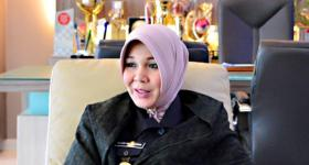 Wali Kota Banda Aceh, Illiza Saaduddin Djamal. Foto : Internet