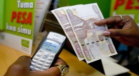 M-PESA is notorious in this