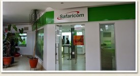safaricom's customer care