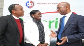 Strathmore Business School Dean Dr.George Njenga,Strathmore Business Jou...
