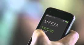 mpesa growth