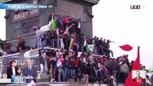 Bastille-drapeaux-télévision