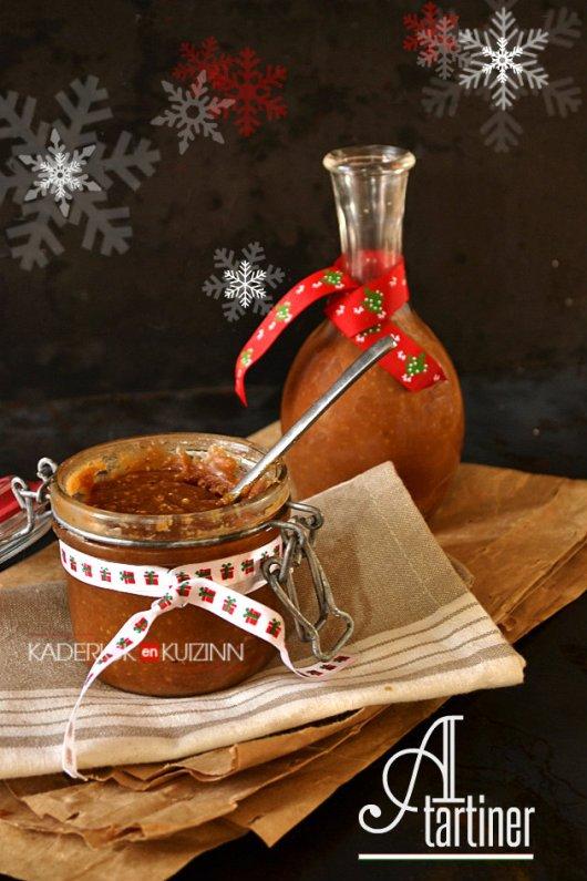 Dégustation du caramel noisettes au beurre salé avec noisettes bio torréfiées - cadeaux gourmands