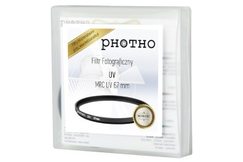 Filtr Photho MRC UV 67 mm