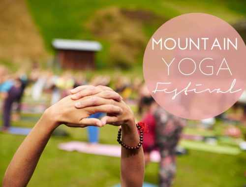 Mountain Yoga Festival St Anton