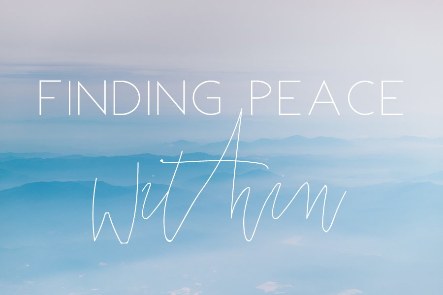 Yoga & Meditation Workshop // FINDING PEACE WITHIN