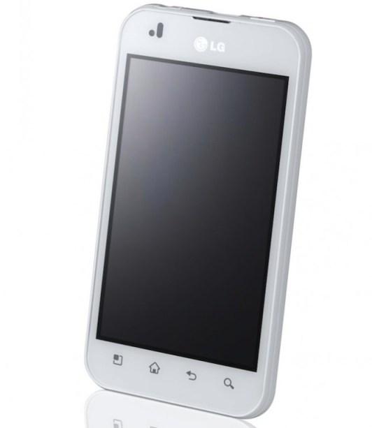 LG Optimus Black White