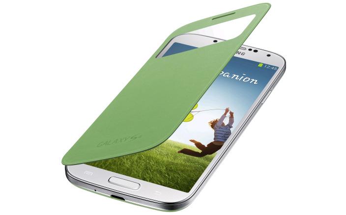 Galaxy S4 S-View